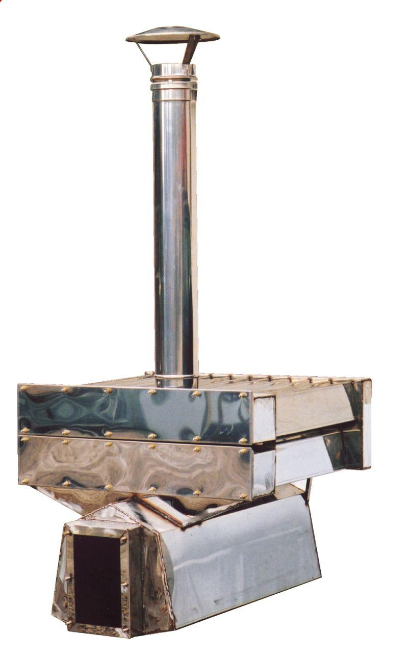 De cloet forni per essiccazione tabacco - Scambiatore di aria ...